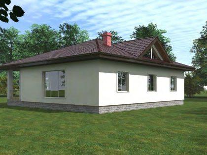 Проект дома 12013
