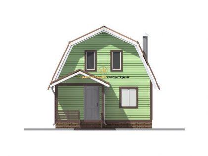 Проект дома 6602