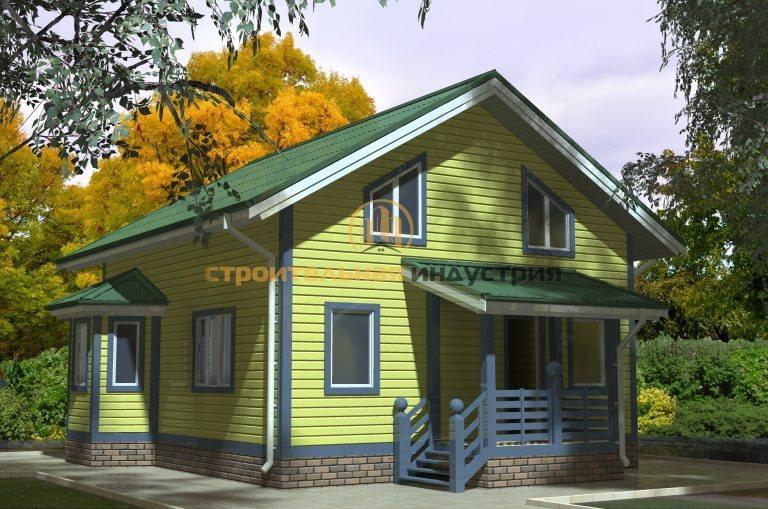 Проект дома 7803