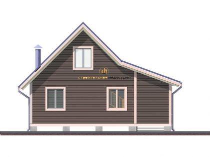 Проект дома 6604