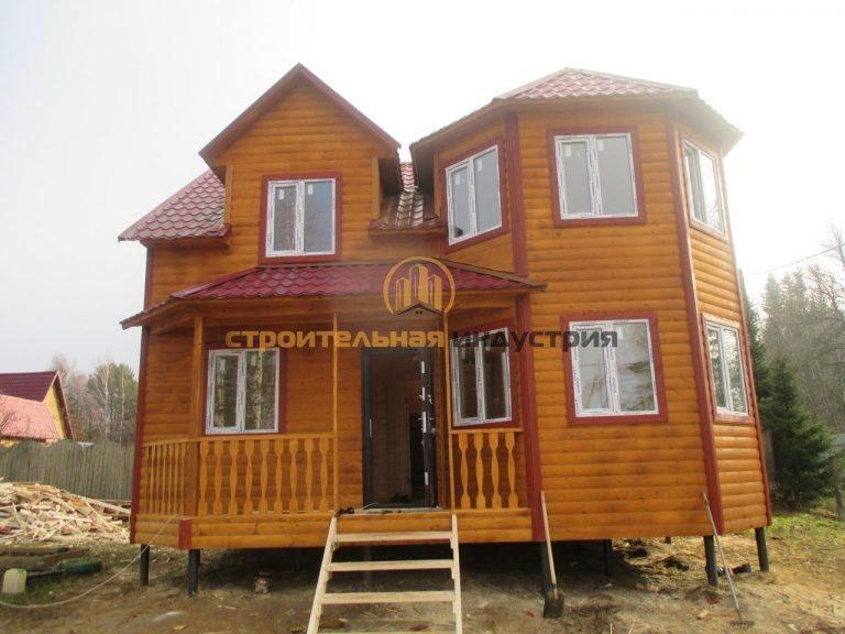 Дом 7х8м. г.Камменогорск