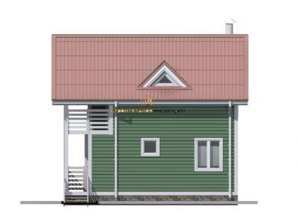 Проект дома 6611