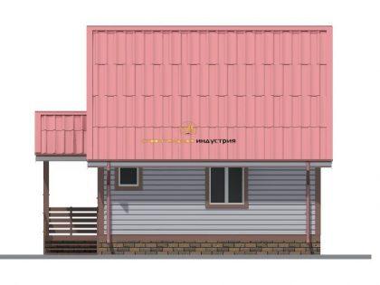 Проект дома 6605