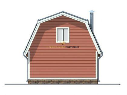 Проект дома 6606