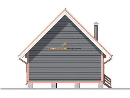 Проект дома 6607
