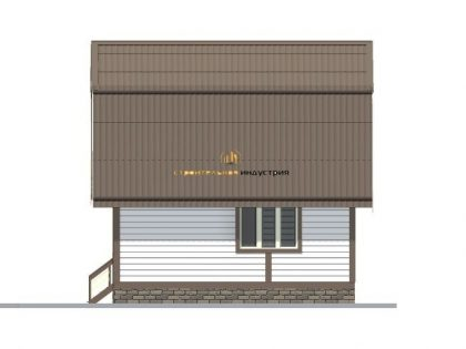 Проект дома 6609
