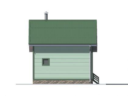 Проект дома 6618