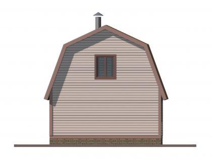 Проект дома 6619
