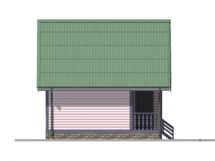 Проект дома 6622
