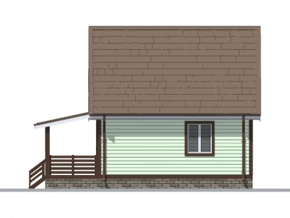 Проект дома 6624