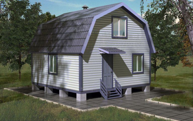 Проект дома 6625
