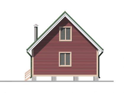 Проект дома 6626