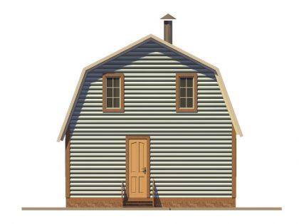 Проект дома 6627