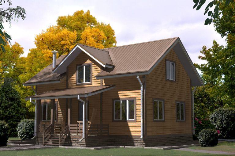 Проект дома 6901
