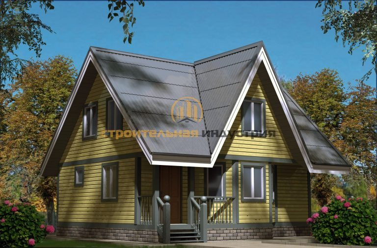 Проект дома 7801