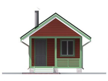 Проект дома 6401