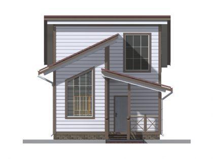 Проект дома 6807