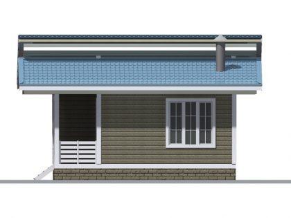 Проект дома 6628