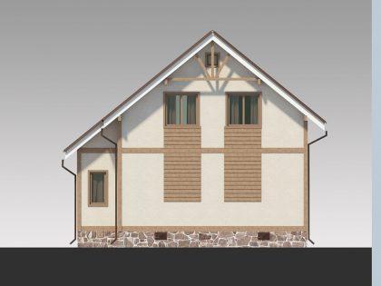 Проект дома 7802