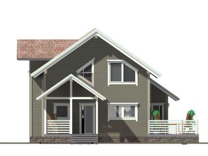Проект дома 11201