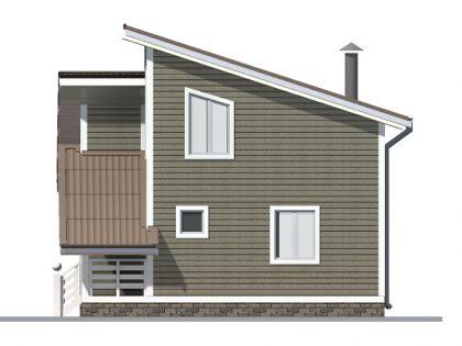 Проект дома 5701