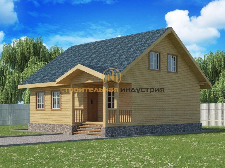 Проект дома 101101