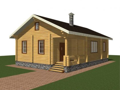 Проект дома 12801